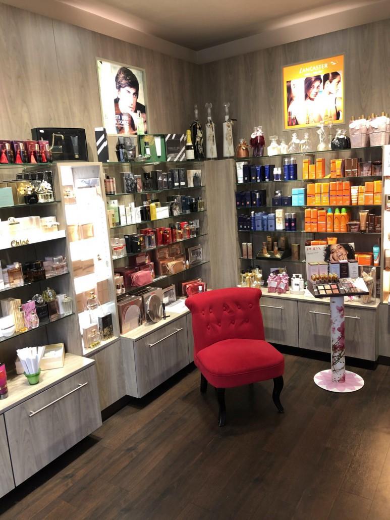 Parfumerie, parfum femme, Eau de toilette, eau de parfum à Duclair près de barentin